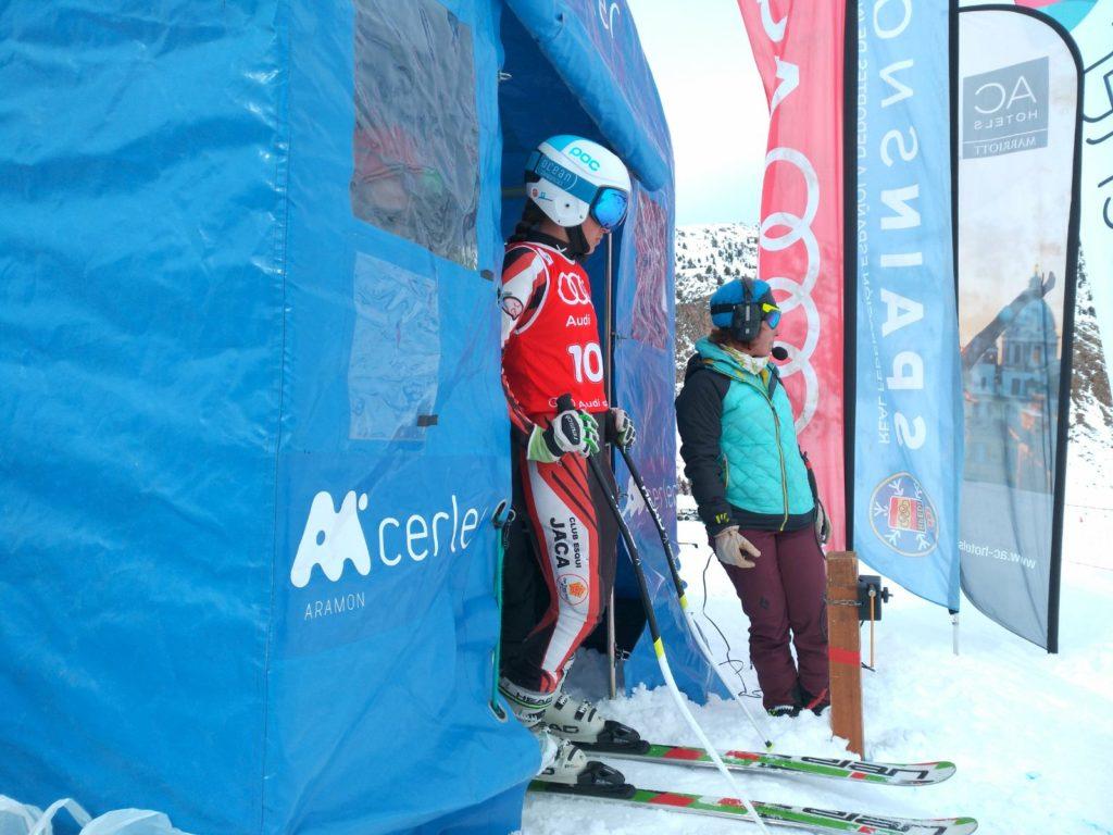 Esquiadores CEJ 2017